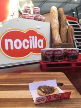 Si uno de los segmentos de mercado más importantes son las familias, Nocilla ha acertado con su nueva variedad.