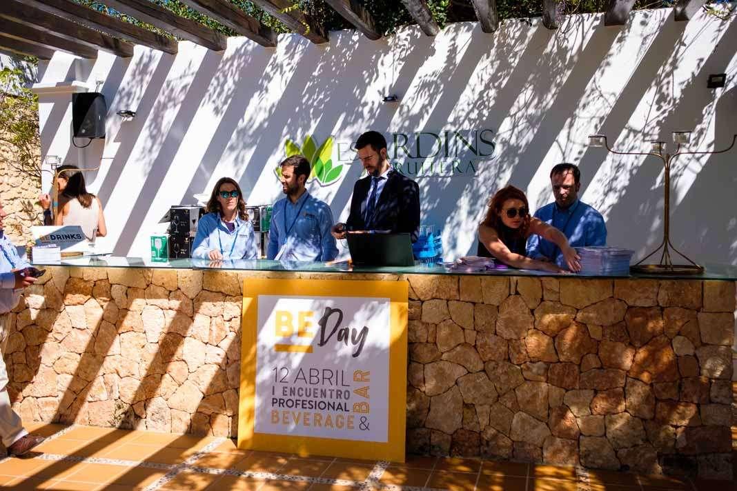 BE Day by BE Drinks. BE Drinks reunió a profesionales del sector en un entorno idílico. fotos: sergio g. cañizares