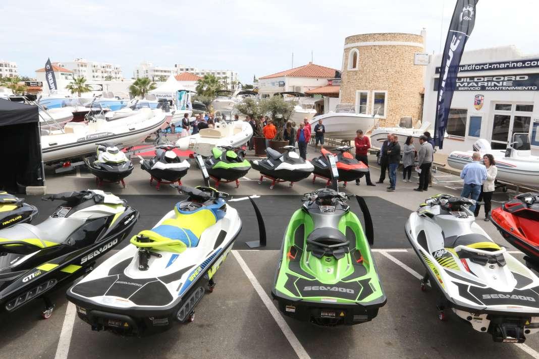 Feria náutica de Santa Eulália, barcos para ver y comparar | másDI - Magazine