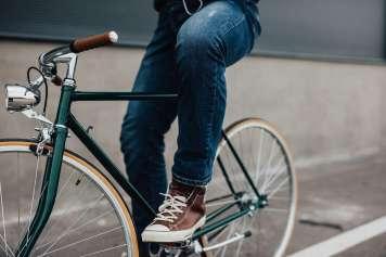 La bicicleta, la mejor aliada para el buen tiempo.