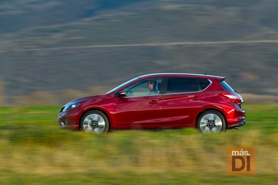 Nissan Pulsar, un compacto muy amplio | másDI - Magazine