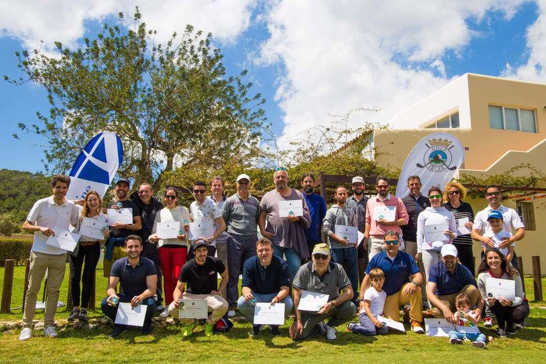 I Torneo Hándicap 36 en Golf Ibiza.