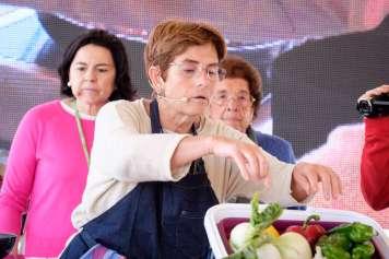 III Foro de Gastronomia Profesional del Mediterraneo. Bull e atun de Catalina Ribas de Can Puvil por Victoria Baos de Sa Caleta.