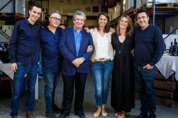 El objetivo fue acercar la viticultura italiana a Ibiza y Formentera.