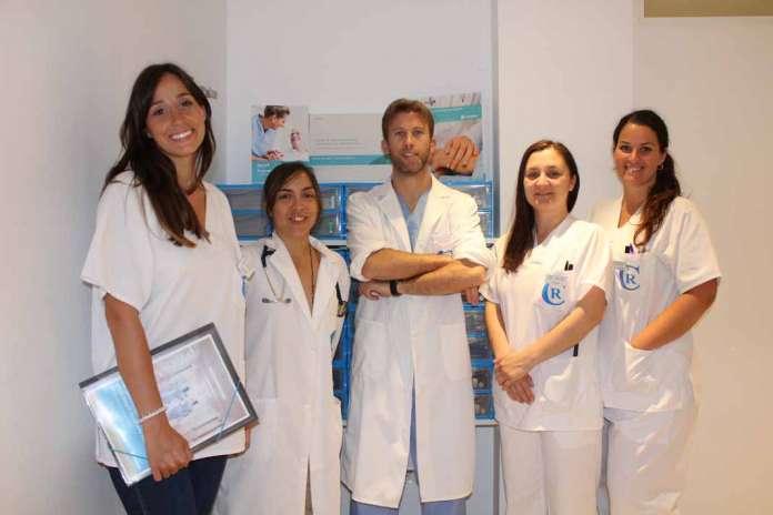 Los miembros de la Unidad de Atención al Paciente Ostomizado velan por el bienestar de los pacientes. fotos: policlínica nuestra señora del rosario