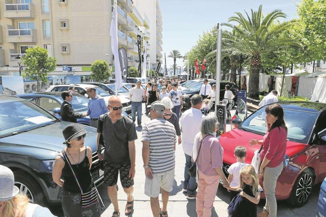 El motor se echa a la calle en Santa Eulalia | másDI - Magazine