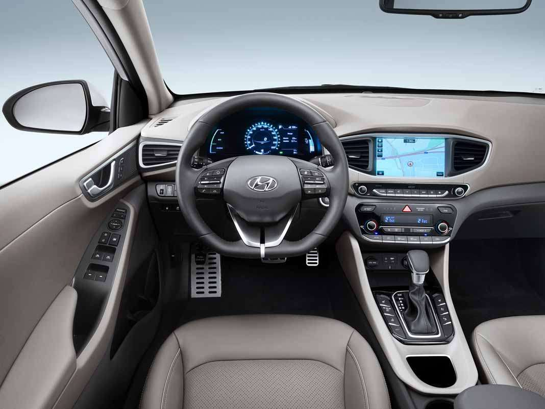 Hyundai ofrece la tecnología más avanzada.