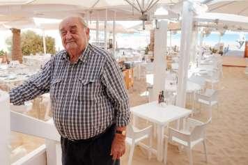 Juan, propietario del restaurante. Fotos: Sergio G. Cañizares
