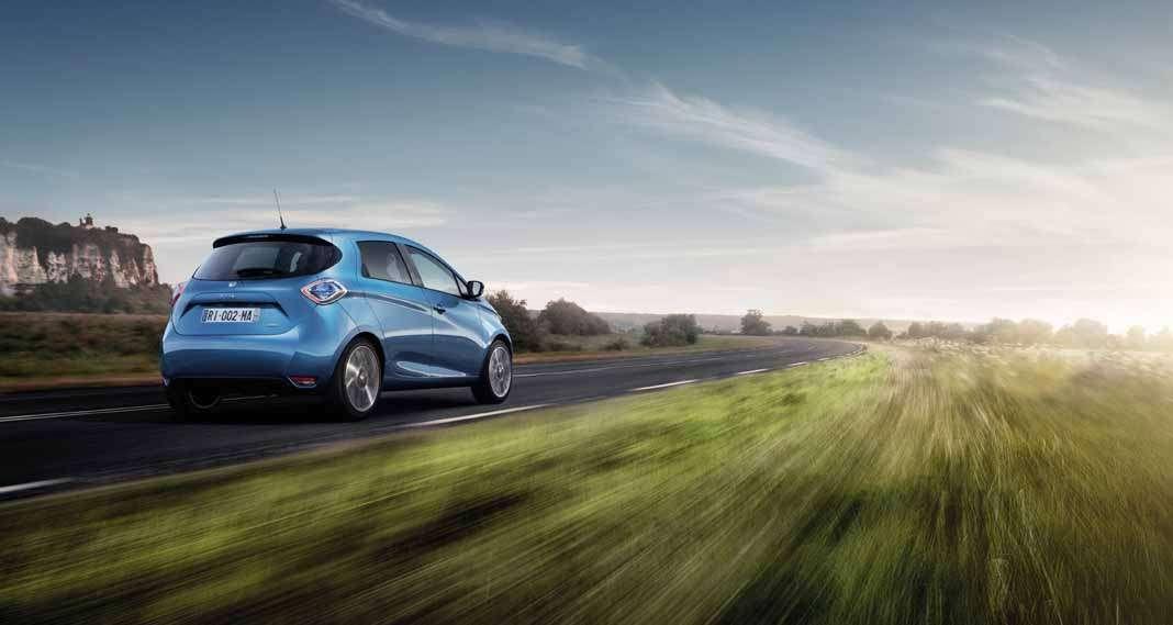Vehículos 100% eléctricos.. Un paso más en la movilidad sostenible al alcance de todos. renault