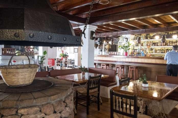 Restaurante El Coto. Foto: Sergio G. Cañizares
