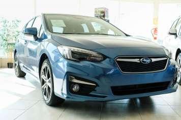 Durante la I Semana de Subaru se presentará el nuevo Subaru Impreza.