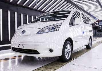 Nissan: Electricidad al volante