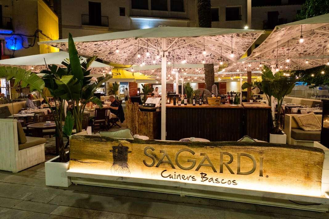 Sagardi se encuentra en el Puerto de Eivissa. fotos: sergio g. cañizares