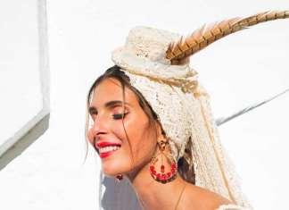 Suplementos Especiales. Primer plano de la modelo colombiana extraido del catálogo de moda Adlib 2018. Jordi Gómez