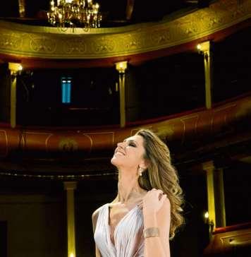 Ana Vide compaginará ahora el teatro con las pasarelas y la fotografía publicitaria. Gerardo Ortiz