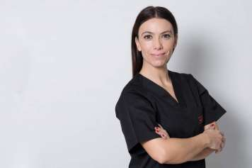 La doctora Esther de Bustamante.