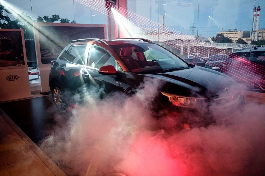 Kia Motors Iberia y Tracxioncars inauguran un concesionario espectacular en Ibiza   másDI - Magazine