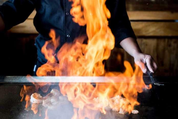 La propuesta gastronómica es una fusión entre oriente y occidente. minami