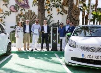 movilidad eléctrica en Ibiza