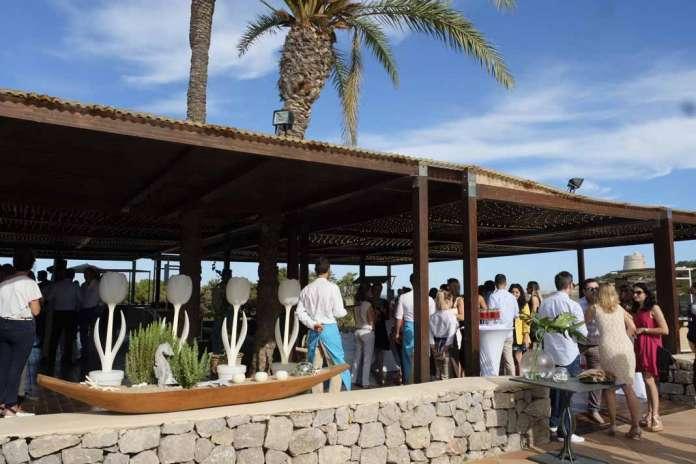 El evento transcurrió durante la tarde, entre amigos y colaboradores del grupo hotelero. Fotos: Sergio G.Cañizares