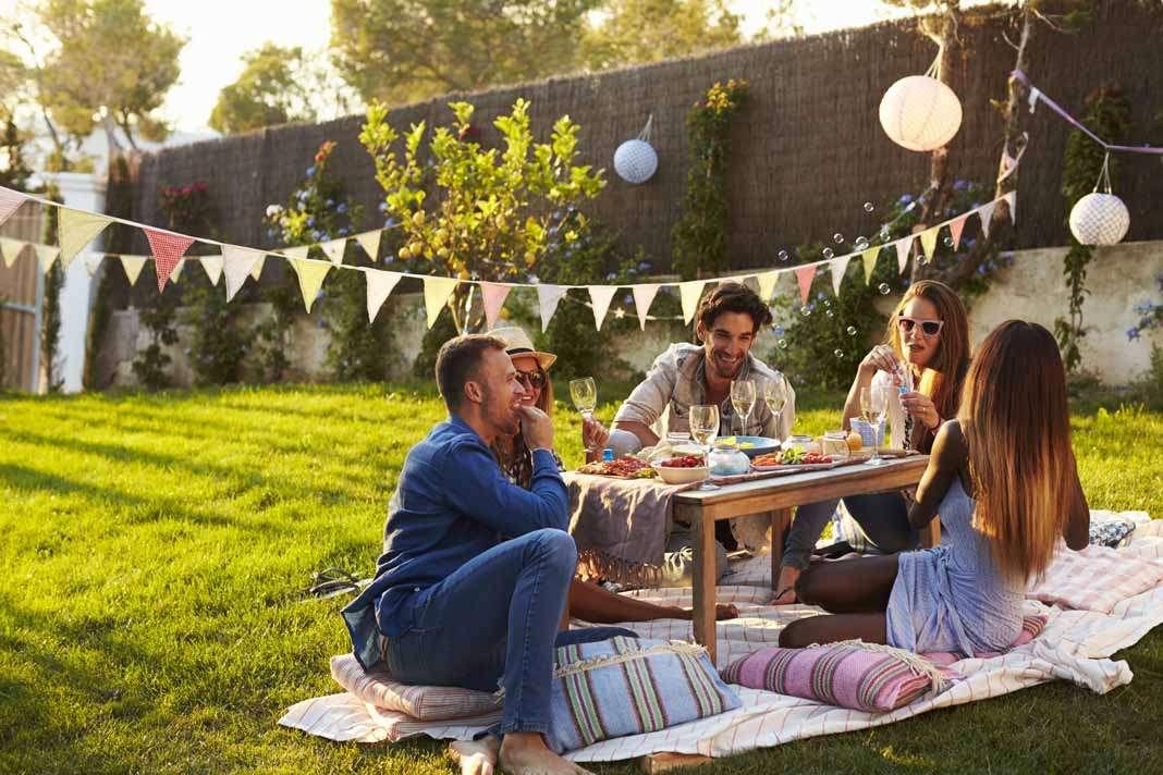 Cuidar las estncias del exterior del hogar permite disfrutar del del tiempo libre y desconectar del día a día.