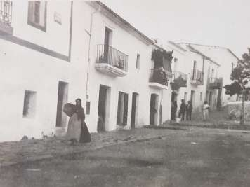 Imagen de Eulària Roig Ramon, la abuela de Vicente Torres Colomar.
