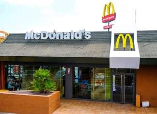 McDonald's Ibiza