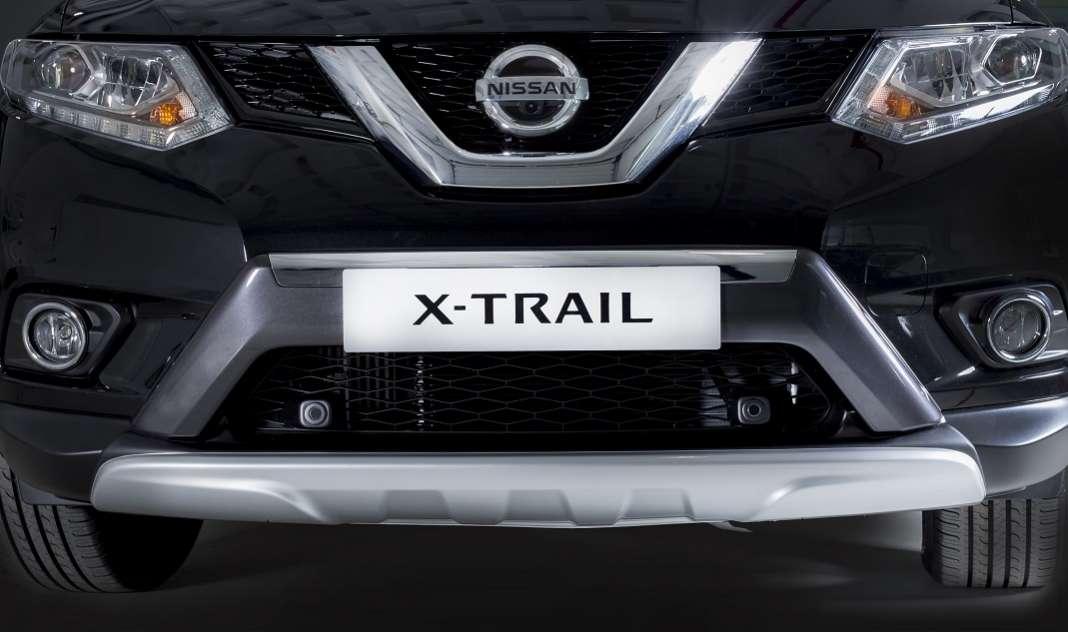 Nissan X-Trail, el todocamino más vendido del mundo