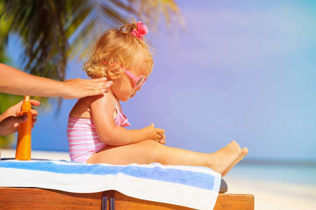 Niños, personas mayores y enfermos son especialmente vulnerables al sol y las altas temperaturas. Foto: iStock