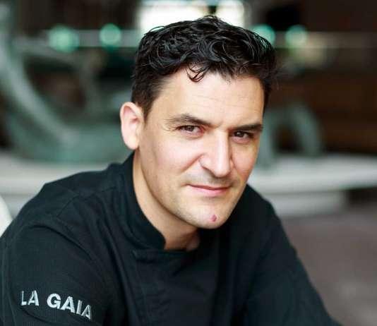 Estilo Japeruvian. Óscar Molina es el responsable de la cocina de La Gaia, en el Ibiza Gran Hotel.