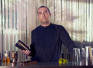 Daniel Martínez, el responsable de la coctelería de La Gaia.