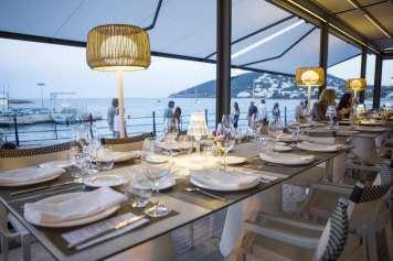 Estel, gastronomía y relax frente al mar en Santa Eulària.