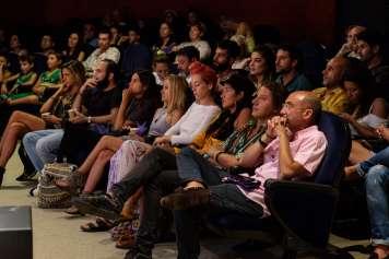 El público se interesó por los proyectos de Sokhrates.