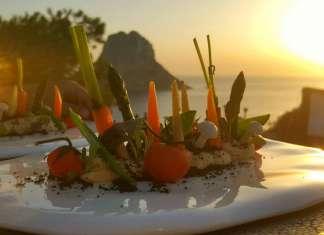 The Chef Exclusive Service. Uno de los platos preparados por The Chef. fotos: THE CHEF