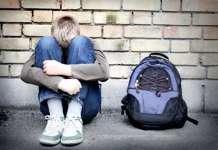 Los niños que sufren acoso escolar se aíslan y pierden la capacidad de relacionarse con otros niños. Foto: THINKSTOCK