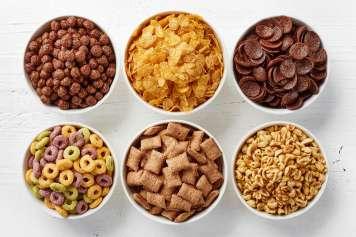 Hay que evitar los productos con un alto contenido en azúcar.