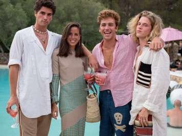 Las firmas internacionales de joyas, bolsos y relojes buscan visibilidad en el verano ibicenco