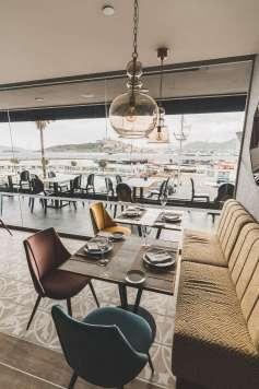 Las impresionantes vistas de Ibiza Corso Hotel & Spa.