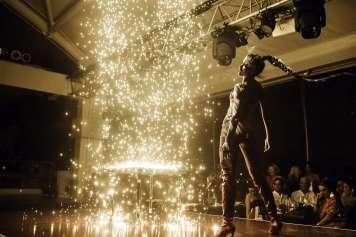 Imagen del espectáculo de Lío.