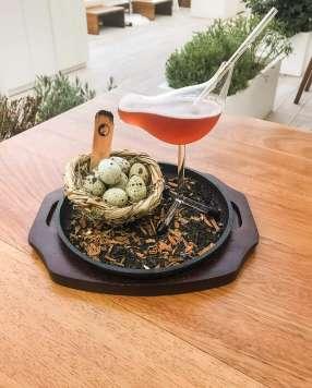 'Lark',un cóctel a base de whisky.