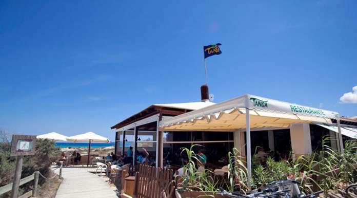 Tanga. Comida tradicional en un entorno único en Formentera.