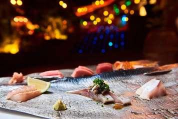 La propuesta gastronómica de Cova Santa va de la mano de Espai Kru.