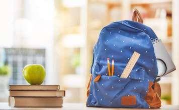La mochila es el símbolo más significativo de la vuelta al cole.
