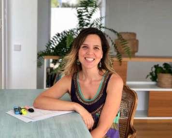 Montse Marí ganó el premio Postgrado en 2015. fotos: grupo policlínica