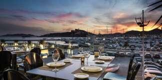 noche romántica en Ibiza