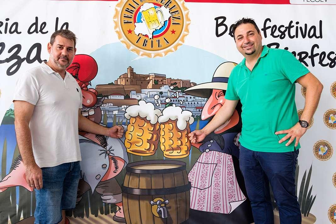 La feria ofrece casi 200 variedades de cervezas diferentes.