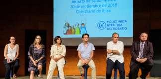 Jornada de Salud Infantil. Policlinica Nuestra Señora del Rosario. Club Diario.