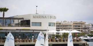 Regata infantil Ibiza