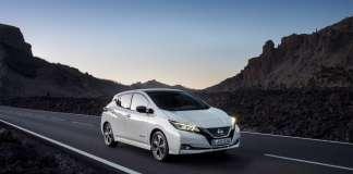 El Leaf incorpora tecnologías de ayuda a la conducción muy interesantes. Foto: Nissan