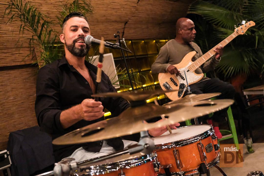 Los ritmos brasileiros, todas las noches de fin de semana en Pau Brasil.